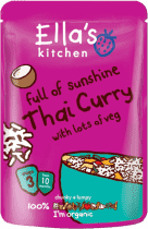 ELLA´S Kitchen Thai Curry – thajské karí 190g