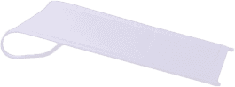 PETITE&MARS Lehátko kojenecké Meli do vaničky - white (bílé)