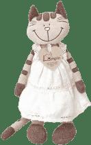 LUMPIN Kotka Angelique w sukience, mała