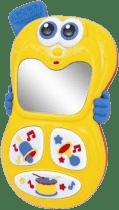 CLEMENTONI Grzechotka muzyczny telefonik