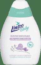 LINTEO BABY Mleczko nawilżające z Bio nagietkiem lekarskim, 250 ml