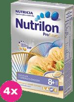 4x NUTRILON ProFutura 7 cereálií (225g) - mliečna kaša