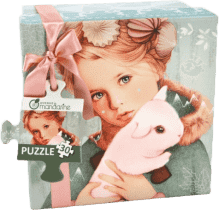 AVENUE MANDARINE Puzzle – Zima