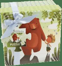 AVENUE MANDARINE Puzzle w pudełku podarunkowym - Przyjaciele