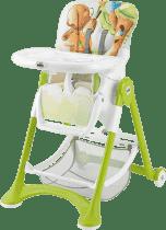 CAM Krzesełko do karmienia Campione – zielone