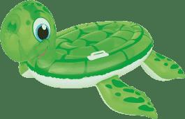 BESTWAY Nadmuchiwany żółwik z uchwytami, 140 x 140 cm