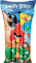 BESTWAY Nadmuchiwany materac Angry Birds, 119x61 cm