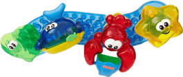 FISHER-PRICE Zvířátka s přísavkami