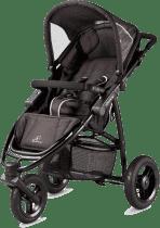 QUINNY Speedi Pack Kočík + Hlboká vanička – Fast Brown