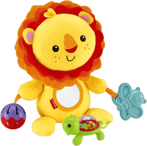 FISHER-PRICE Pluszowy Lew