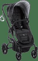 VALCO SNAP Ultra BLACK wózek czarny/czarny