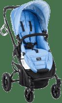 VALCO Snap Ultra Black kočárek – modrá/modrá