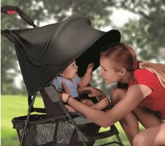 SUMMER INFANT Osłona przeciwsłoneczna do wózka RayShade UVA, UVB 50+ UPF