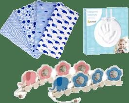 Balíček do porodnice pro Chlapečky – střední