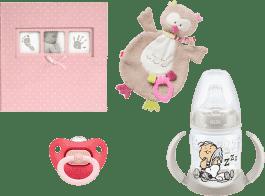 Balíček do pôrodnice pre Dievčatká - veľký