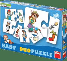 DINO Baby Puzzle 9x2 Profesia