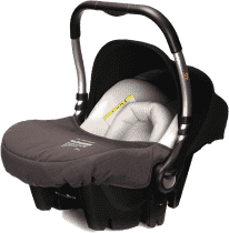 CASUALPLAY Autosedačka Baby 0 plus (0 - 13 kg) 2015 - Lava rock