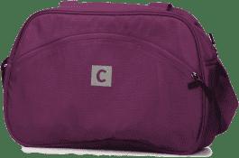 CASUALPLAY Prebaľovacia taška na kočík 2015 - Plum