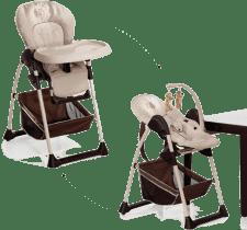 HAUCK Jedálenská stolička Sit N Relax Zoo 2016