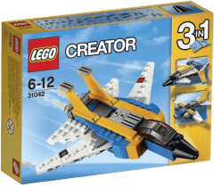 LEGO® Creator Super ścigacz