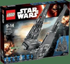 LEGO® Star Wars TM Command Shuttle™ Kylo Rena