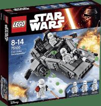 LEGO® Star Wars TM First Order snowspeederu ™ (snowspeederu Prvého poriadku)