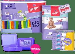 BELLA HAPPY - startovací balíček s dárkem