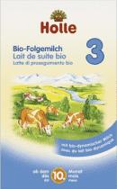 HOLLE Bio kojenecká mléčná výživa na bázi kozího mléka 3, 400g