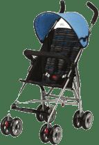 G-MINI Wózek spacerowy, daszek niebiesko-niebiesk
