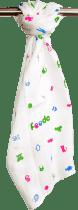 FEEDO látková plena, 100% bavlna, 1 ks, 70x70 cm