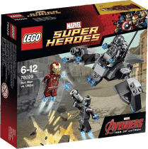 LEGO® Super Heroes Iron Man vs. Ultron