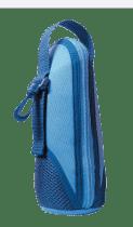 MAM Pokrowiec termiczny na butelkę Fashion, styl niebieski