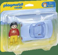 PLAYMOBIL Malý kaBRIOlet (1.2.3)