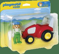 PLAYMOBIL Traktor (1.2.3.)