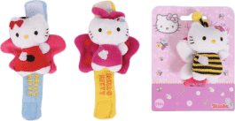 SIMBA Hello Kitty Chrastítko na ručičku, 3 druhy