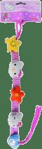SIMBA Hello Kitty Retiazka na kočík / autosedačku 40cm, látkový