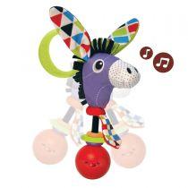 YOOKIDOO Hudobné zvieratko - Oslík