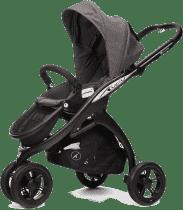 CASUALPLAY Sportowy Wózek Kudu 3 Black 2015 - Lava rock