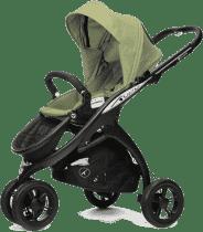 CASUALPLAY Sportowy Wózek Kudu 3 Black 2015 - Grape