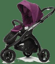 CASUALPLAY Sportowy Wózek Kudu 3 Black 2015 - Plum