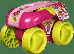 MEGA BLOKS Wózek z różowymi klockami