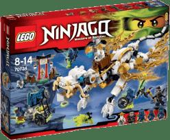 LEGO® Ninjago Drak Majstra Wu
