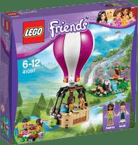 LEGO® FRIENDS Teplovzdušný balón v Heartlake