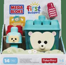 MEGA BLOKS FB Box – wesoły jeżyk