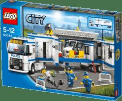 LEGO® City Police Mobilní policejní stanice