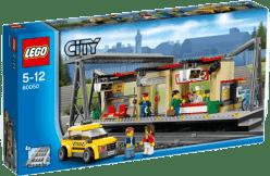 LEGO® City Trains Dworzec kolejowy