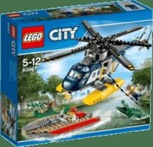 LEGO® City Police Pościg śmigłowcem