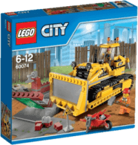 LEGO® City Demolition Buldozer