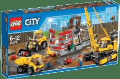 LEGO® City Demolition Demoliční práce na staveništi