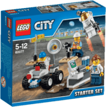 LEGO® City Space Port Kosmonauti - startovací sada